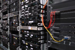 Serveriai ir Serverių nuoma